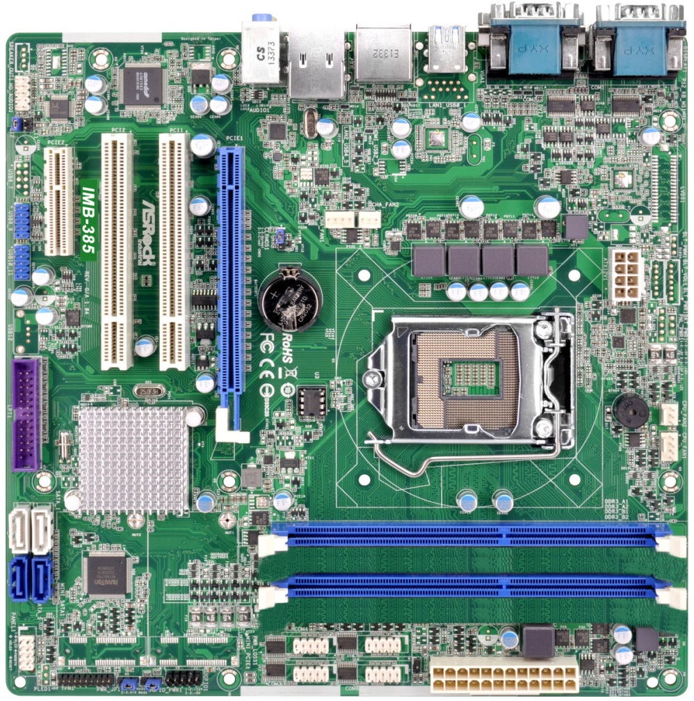 ASRock IMB-385 Intel Chipset Drivers for Windows 7