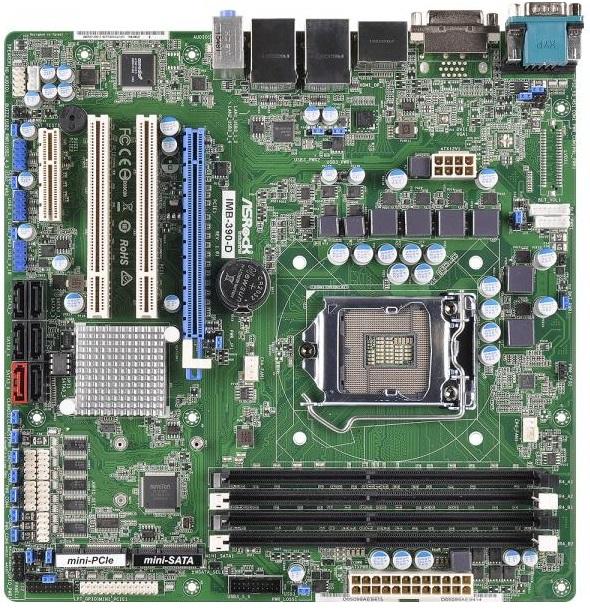 ASRock IMB-146 Windows Vista 32-BIT