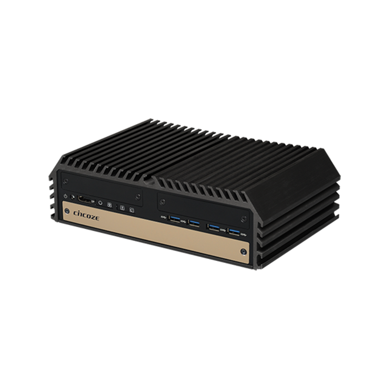 Fanless Industrial Servers